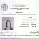 Esthetician License